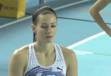 Assistiram a esta prova de atletismo e ficaram malucos com Denisa Rosolova