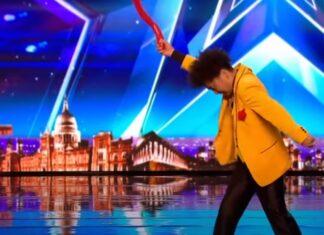 Mágico faz o impossível parecer possível em atuação no Britain's Got Talent