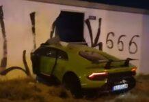 Homem empresta Lamborghini Huracán a amigo e ele destrói o carro