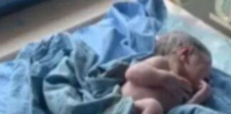 Homem estava a filmar o parto do seu filho quando hospital foi atingido por explosão em Beirute