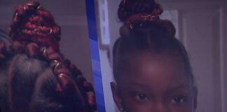 Menina de 8 anos foi impedida de tirar fotografia de turma na escola por causa do cabelo