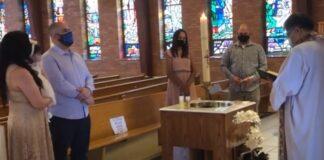 Padre manda para fora da igreja menino autista por fazer barulho no batizado da irmã