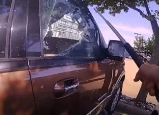 Polícia salva bebé que estava trancado no carro com temperatura perto dos 50ºC