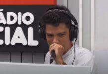 Vasco Palmeirim faz música em homenagem a Miguel Oliveira nas manhãs da Comercial