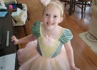 Menina deixa todos rendidos ao dançar ballet depois de médicos dizerem que não conseguiria andar