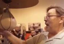 Treinador de boxe deixa todos de boca aberta ao explicar como usar bola de boxe
