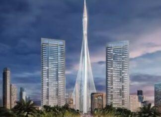 Dubai Creek Tower bate recorde mundial com 1300 metros de altura