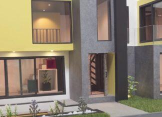 Jovem constrói mini-casas com riqueza de detalhes única e grande qualidade