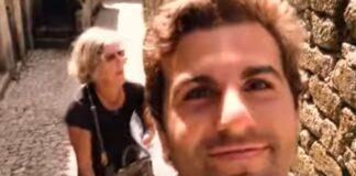 Jovem português faz uma road trip divertida com a sua avó numa autocaravana