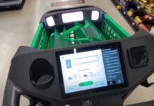 Loja da Amazon já tem carrinhos de compras inteligentes
