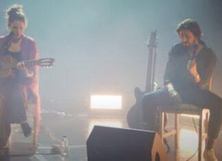 """Luísa Sobral e Salvador Sobral interpretam juntos a música """"Só um beijo"""""""