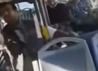 Passageiro ameaça motorista de autocarro com faca por o ter alertado para uso de máscara