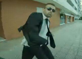 Pedro Salgado tem novo vídeo de Parkour inspirado no filme Matrix