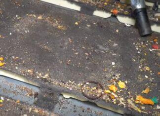 Vídeo mostra-nos processo de limpeza do carro mais sujo visto até hoje