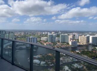 Apartamento de 32 milhões em Miami é de cortar a respiração