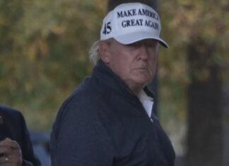 Cara de Donald Trump após perder eleições está a correr o mundo