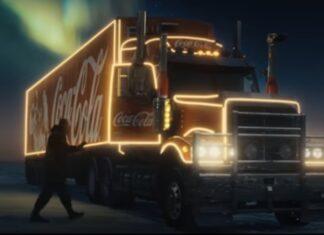 Coca-Cola faz vídeo de Natal antecipado celebrando os 100 anos de publicidade natalícia