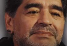 Federação Argentina faz linda homenagem a Diego Maradona
