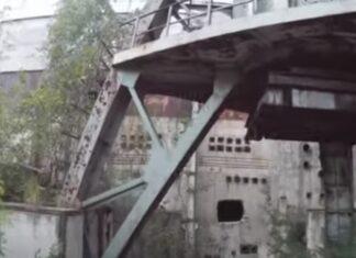 Imagens de drone mostram Reator 5 da central nuclear de Chernobyl