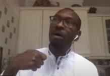 """Mamadou Ba afirmou em debate que """"Nós temos é que matar o homem branco"""""""