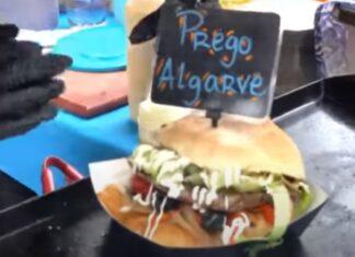 Portuguesa deixa londrinos de água na boca com sandes deliciosas