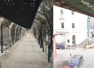 Vídeo compara Wuppertal de 1902 e 2015 e são várias as pessoas a lamentarem a evolução