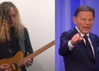 Guitarrista português faz música com mensagem de pregador americano