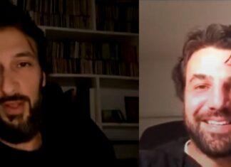 Bruno Nogueira fala com médico Gustavo Carona em live