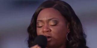 Enfermeira canta Amazing Grace em homenagem às vítimas de Covid-19