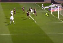 Jogador português Fábio Martins marca grande golo pelo Al-Shabab