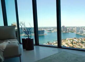 Messi compra excêntrico apartamento em Miami