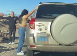 Polícia apanha mulher a traí-lo em operação stop
