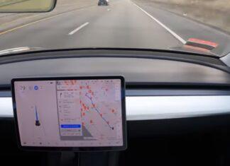 Tesla Model 3 anda 615 km sem qualquer intervenção humana