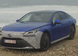 Toyota Mirai Fuel Cell é o primeiro carro a hidrogénio em Portugal