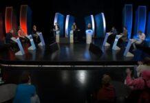 Participante de concurso mostra mau perder em direto na televisão