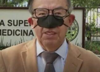 Investigadores mexicanos criam máscara para o nariz contra o coronavírus
