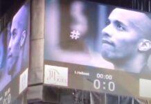 Jogo da Champions de andebol é marcado por homenagem a Quintana