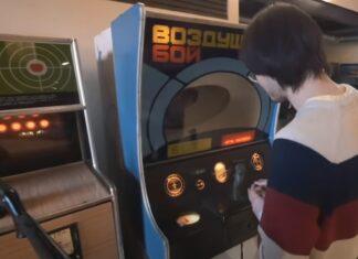 Vídeo mostra museu de máquinas arcade soviéticas em São Petersburgo