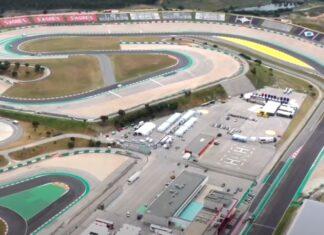 Maverick Viñales dá o seu olhar sobre o autódromo de Portimão