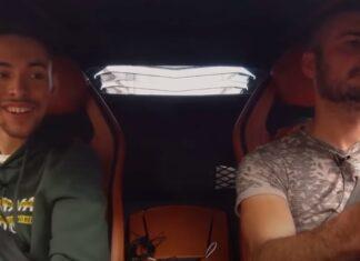 Youtuber realiza sonho de jovem com paralisia cerebral de andar de Lamborghini