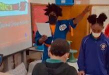 Professor de Matemática veste-se de Son Goku e canta Rap para animar aulas