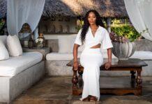 Naomi Campbell mostra vida de luxo no Quénia