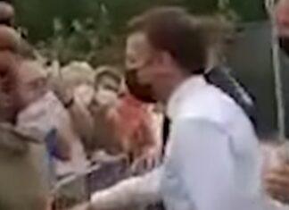 Presidente Macron é agredido numa visita ao sudeste de França