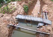 Vídeo mostra construção de barragem hidroelétrica em miniatura