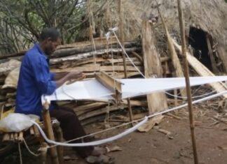 Vídeo mostra como são feitas as cabanas de bambu do povo Dorze